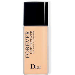 Dior Diorskin Forever Undercover Tökéletes fedésű alapozó 24h árnyalat 021 Linen 40 ml