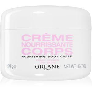 Orlane Crème Nourrissante Corps tápláló testkrém 500 g