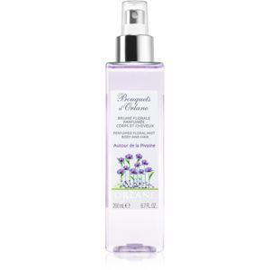 Orlane Bouquets d'Orlane Autour de la Pivoine frissítő víz haj és test hölgyeknek