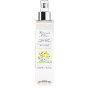 Orlane Bouquets d'Orlane Autour du Gardenia felpezsdítő spray testre és hajra hölgyeknek