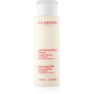 Clarins Cleansers tisztító tej kombinált és zsíros bőrre