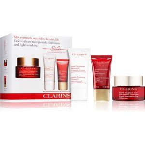 Clarins Super Restorative kozmetika szett (a ráncok ellen)