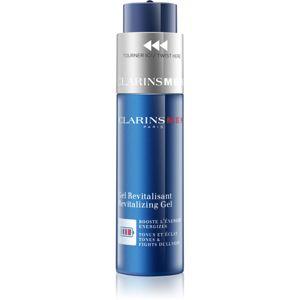 Clarins Men Line-Control Balm energiát adó gél a bőröregedés első jeleinek eltüntetésére 50 ml