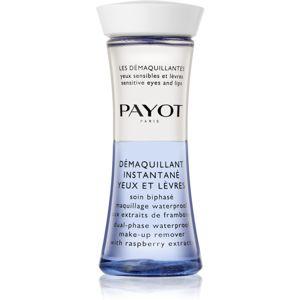 Payot Les Démaquillantes kétfázisú arclemosó vízálló make-uphoz szemre és ajkakra