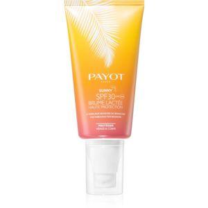 Payot Sunny védő tej a testre és az arcbőrre SPF 30 150 ml