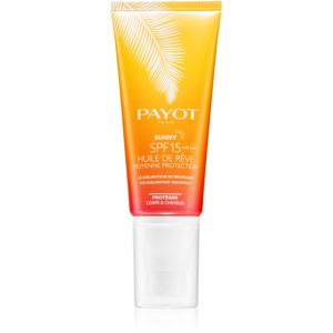 Payot Sunny védő és száraz napozó olaj SPF 15 100 ml