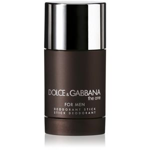 Dolce & Gabbana The One for Men stift dezodor uraknak