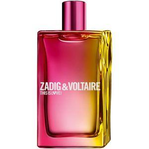 Zadig & Voltaire This is Love! Pour Elle Eau de Parfum hölgyeknek 100 ml