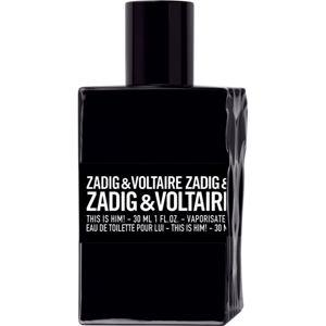 Zadig & Voltaire This is Him! eau de toilette uraknak