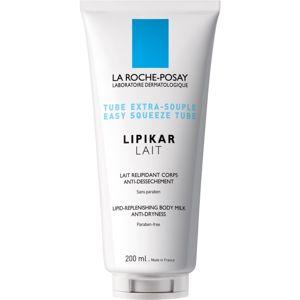 La Roche-Posay Lipikar Lait hidratáló testápoló tej Száraz, nagyon száraz bőrre 200 ml
