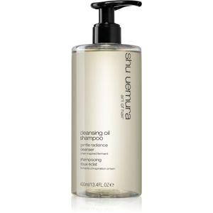Shu Uemura Cleansing Oil Shampoo olaj sampon érzékeny fejbőrre 400 ml