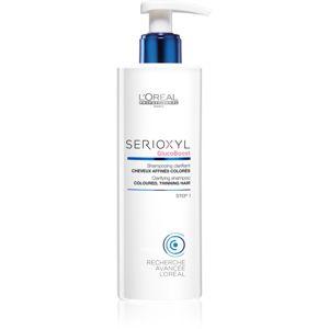 L'Oréal Professionnel Serioxyl GlucoBoost tisztító sampon a festett, ritkuló hajra 250 ml