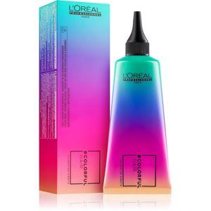L'Oréal Professionnel Colorful Hair Pro Hair Make-up félig állandó hajfesték árnyalat Sunset Coral 90 ml
