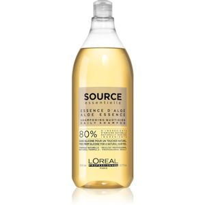 L'Oréal Professionnel Source Essentielle Acacia Leaves & Aloe Essence sampon napi hajmosásra hajra 1500 ml
