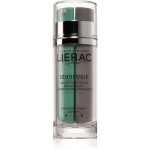 Lierac Sébologie megújító kétfázisú koncentrátum a bőr tökéletlenségei ellen