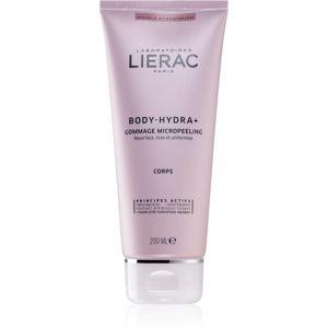 Lierac Body-Hydra+ testpeeling mikrogranulátumokkal 200 ml