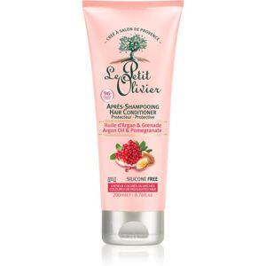 Le Petit Olivier Argan Oil & Pomegranate kondicionáló festett hajra