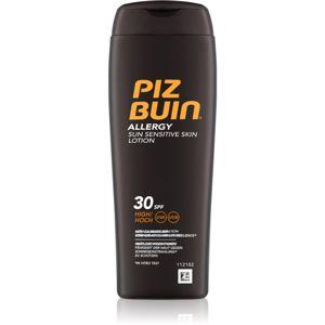 Piz Buin Allergy napozótej SPF 30 200 ml
