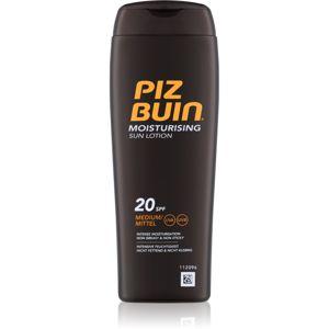 Piz Buin In Sun hidratáló naptej SPF 20 200 ml