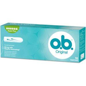 o.b. Super Plus tamponok 16 db