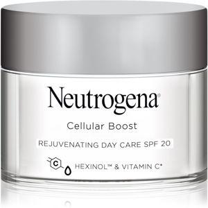 Neutrogena Cellular Boost fiatalító nappali krém SPF 20