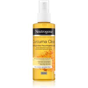 Neutrogena Curcuma Clear Frissítő permet az arcra 125 ml