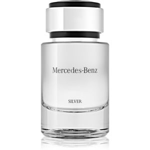 Mercedes-Benz For Men Silver eau de toilette uraknak 75 ml