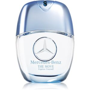 Mercedes-Benz The Move Express Yourself eau de toilette uraknak 60 ml