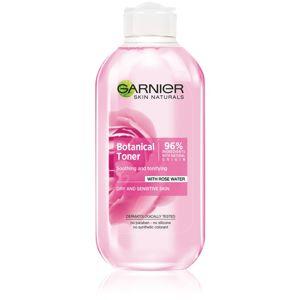 Garnier Botanical bőrtisztító víz száraz és érzékeny bőrre