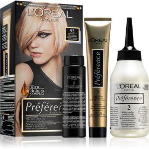 L'Oréal Paris Préférence hajfesték árnyalat 92