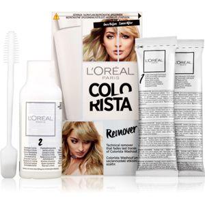 L'Oréal Paris Colorista Remover festékeltávolító készítmény hajra