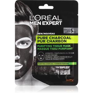 L'Oréal Paris Men Expert Pure Charcoal arcmaszk 30 g