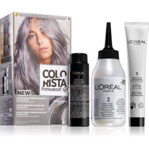 L'Oréal Paris Colorista Permanent tartós hajfesték árnyalat Silver Grey