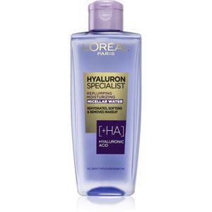 L'Oréal Paris Hyaluron Specialist micellás hidratáló víz hialuronsavval 200 ml