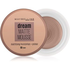 Maybelline Dream Matte Mousse mattító make-up árnyalat 40 Fawn 18 ml