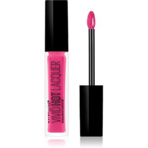 Maybelline Color Sensational Vivid Hot Laquer ajakfény