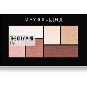 Maybelline The City Mini Palette szemhéjfesték paletta