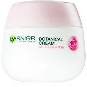 Garnier Botanical hidratáló krém rózsavízzel száraz és érzékeny bőrre