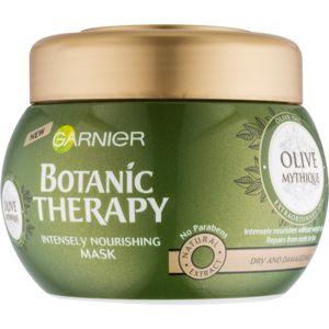 Garnier Botanic Therapy Olive tápláló maszk száraz és sérült hajra