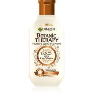 Garnier Botanic Therapy Coco Milk & Macadamia tápláló sampon a száraz és durva hajra