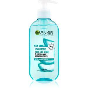 Garnier Hyaluronic Aloe tisztító gél 200 ml