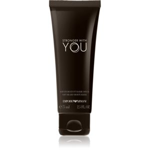 Armani Emporio Stronger With You krém szakállra uraknak 75 ml