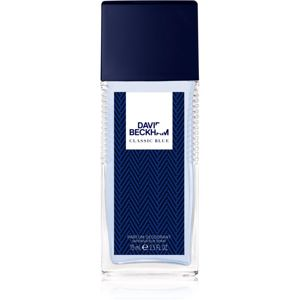 David Beckham Classic Blue spray dezodor uraknak