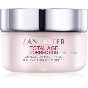 Lancaster Total Age Correction _Amplified nappali ránctalanító krém az élénk bőrért