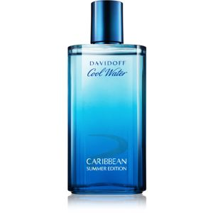 Davidoff Cool Water Caribbean Summer Edition eau de toilette uraknak 125 ml