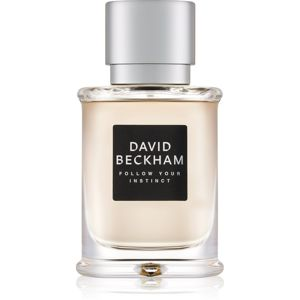 David Beckham Follow Your Instinct eau de toilette uraknak
