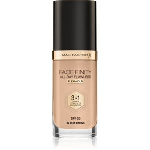 Max Factor Facefinity make-up 3 az 1-ben árnyalat 82 Deep Bronze 30 ml