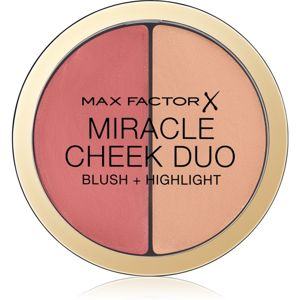Max Factor Miracle Cheek Duo Cream Blush & Highlight
