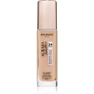 Bourjois Always Fabulous hosszan tartó make-up SPF 20 árnyalat 125 Ivory 30 ml