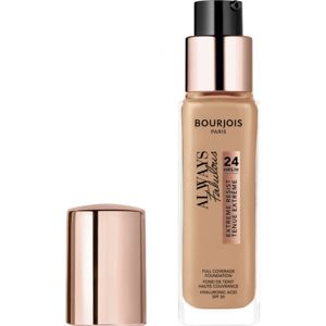 Bourjois Always Fabulous hosszan tartó make-up SPF 20 árnyalat 400 Rose Beige 30 ml